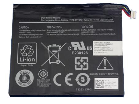 DELL 23WH 11.1V batterie