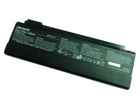 MSI Megabook L710 L715 L720 L7... Akku