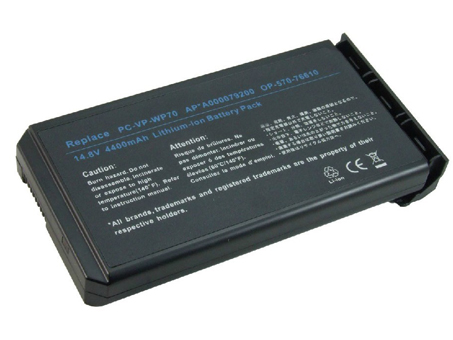 21-92356-01 4400mAh/8Cell 14.8V batterie