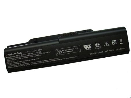 AVERATEC 1050EB1 HASEE Q100 Batterie