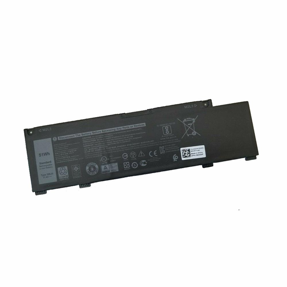 Dell G3 15 3590 15PR-1648BR 15... Akku