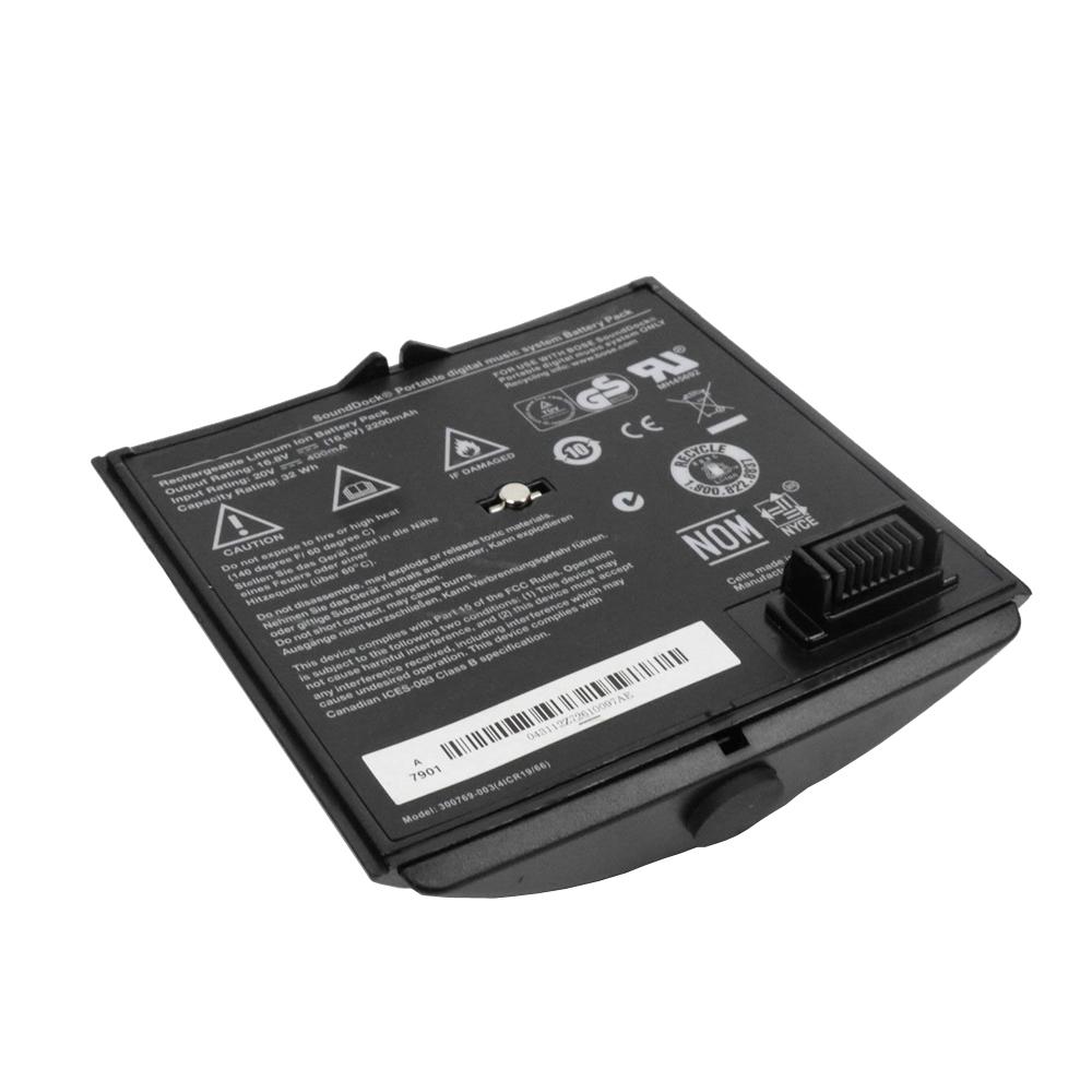 Bose Sounddock Portable Digital Music System Batte Akku