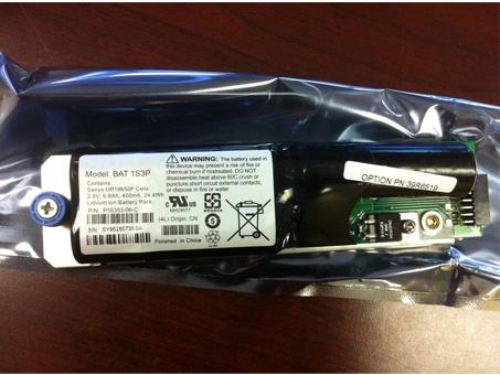 FRU 6.6AH;400ma;24.4wh  2.5V batterie