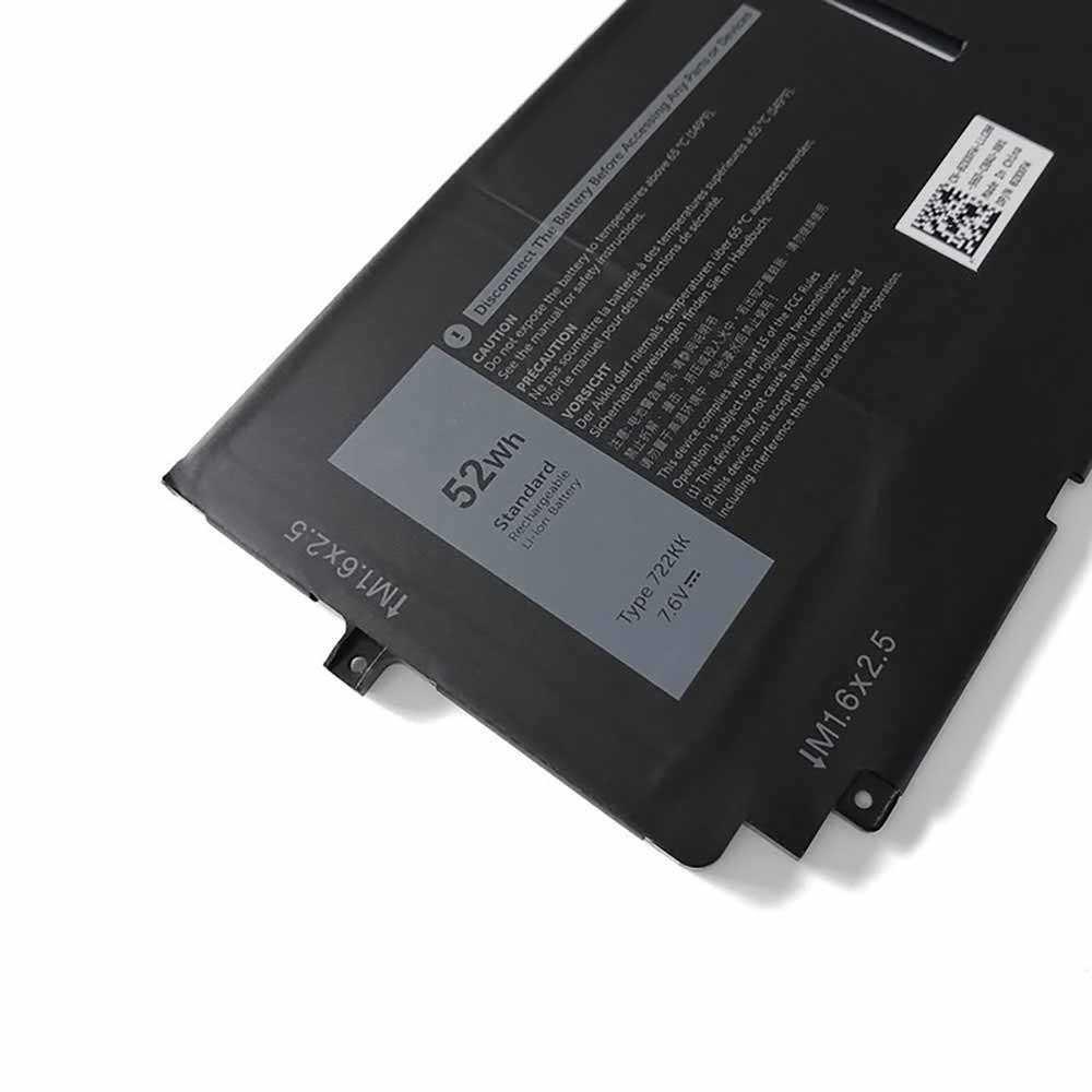 Dell XPS 13 9300 9310 2020 Akku