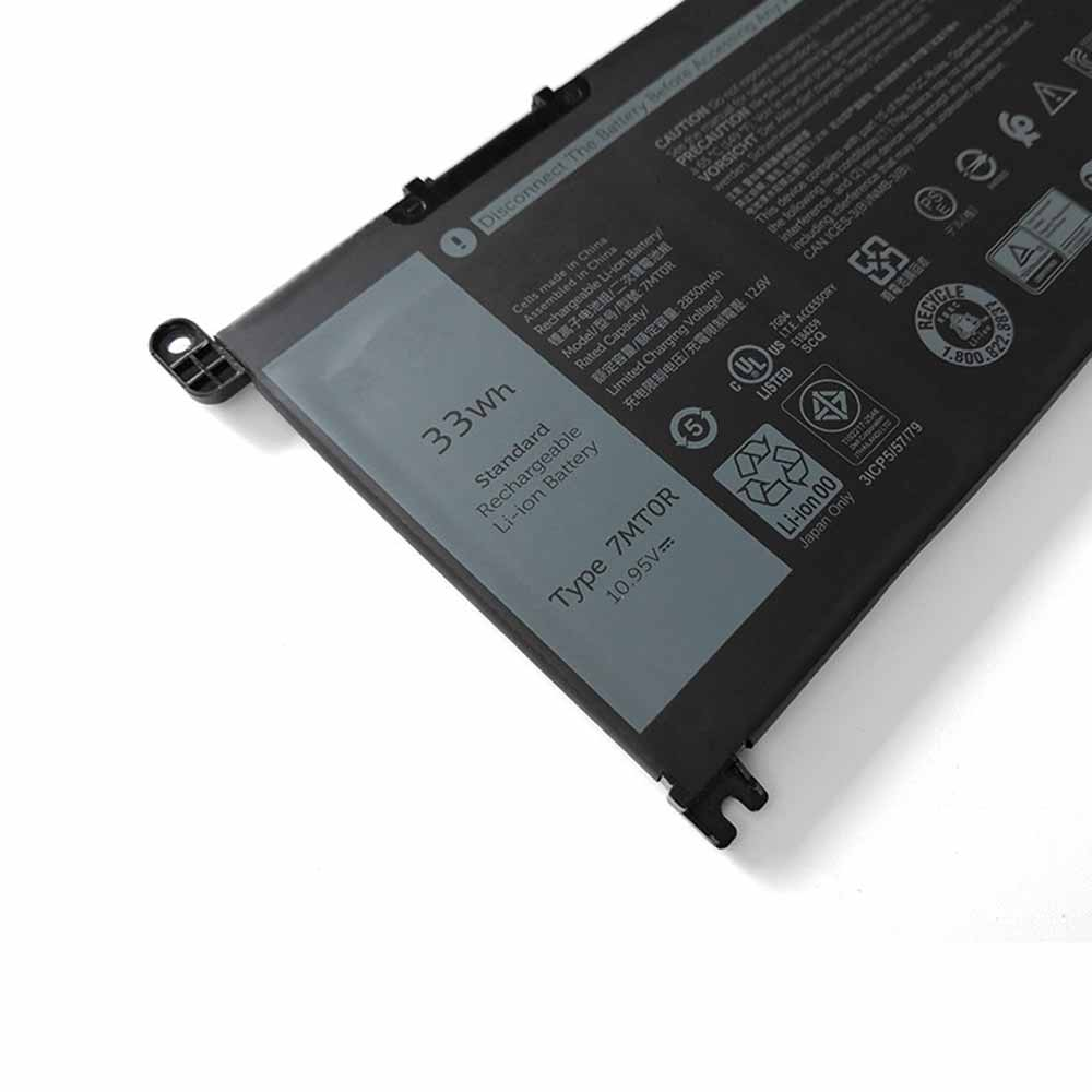 Dell Chromebook 3400 5488 5493 5593 Akku