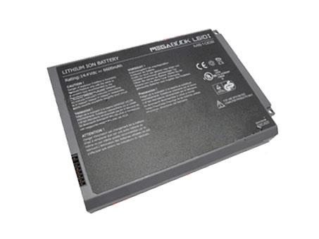 MSI Megabook L610I 3056D Akku