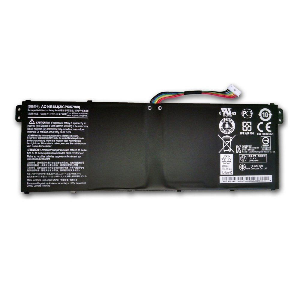 ROME 3220mah/6-Cell 11.4V batterie