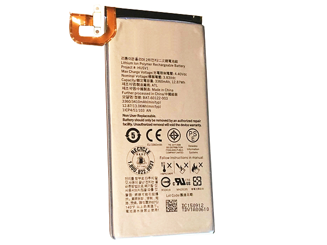 BAT-60122-003 batterie-cell