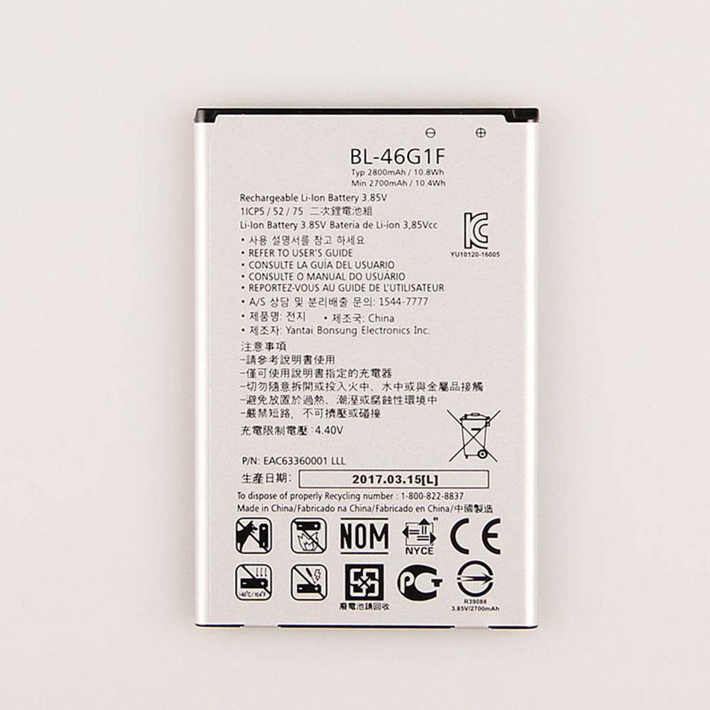 LG 2017 Version K10 X400 LGM K121K BL46G1F Akku
