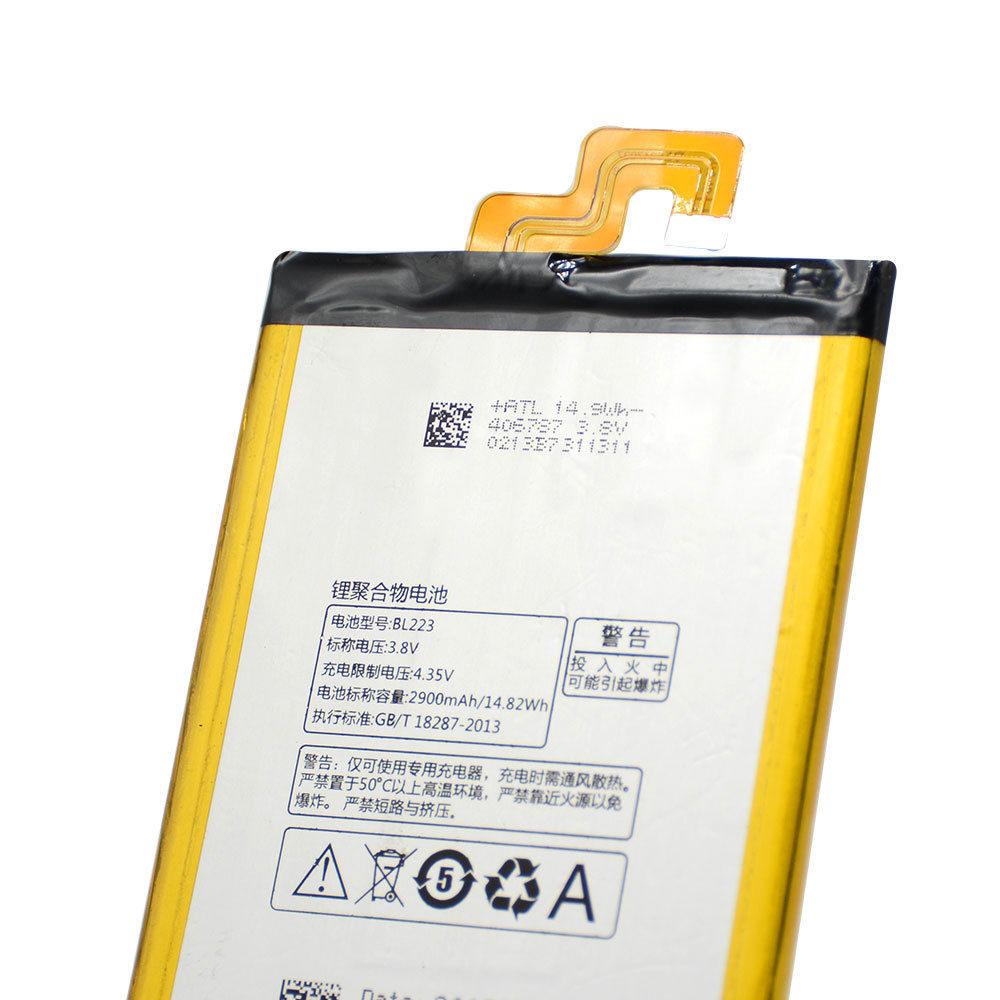 BL223 batterie-cell