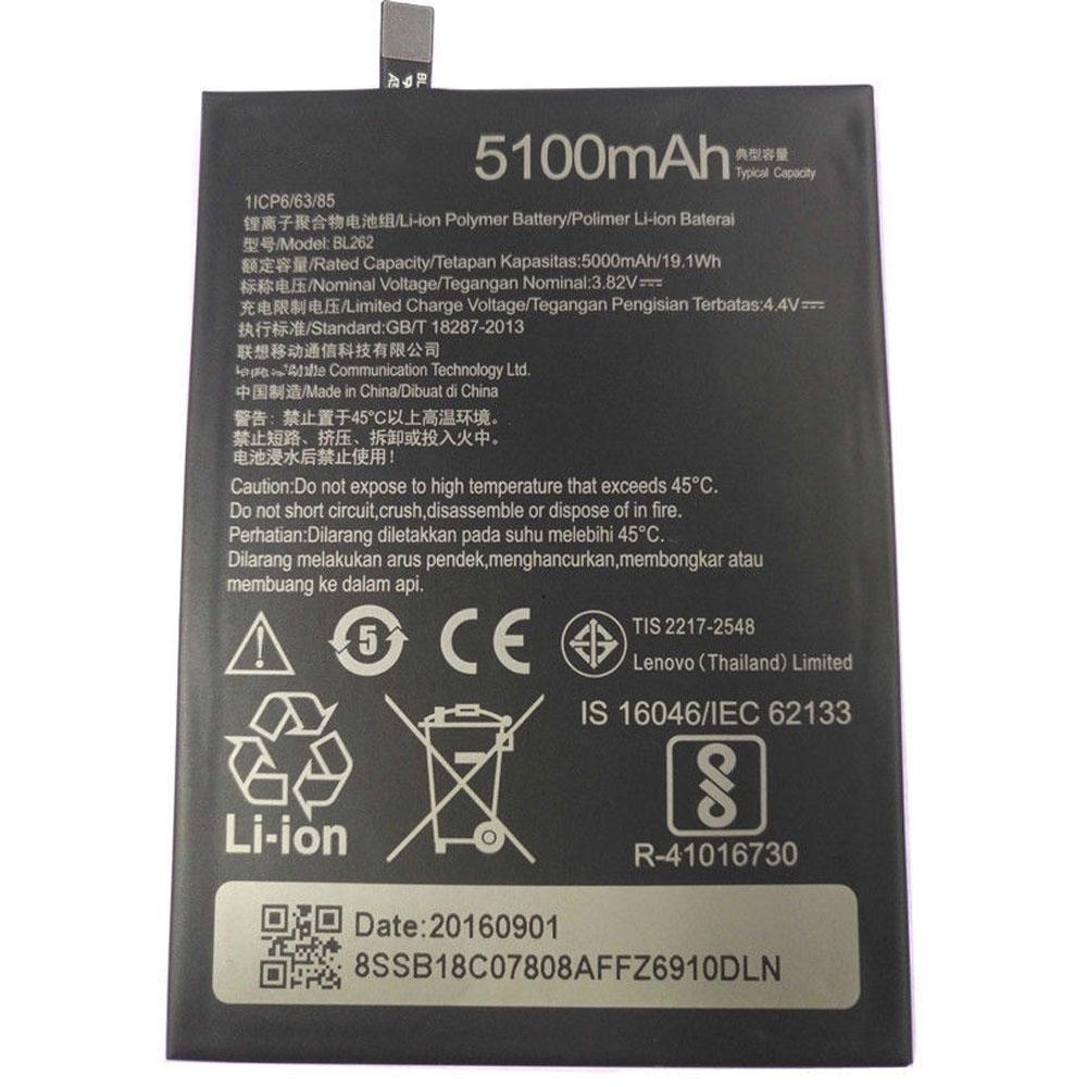 BL262 batterie-cell