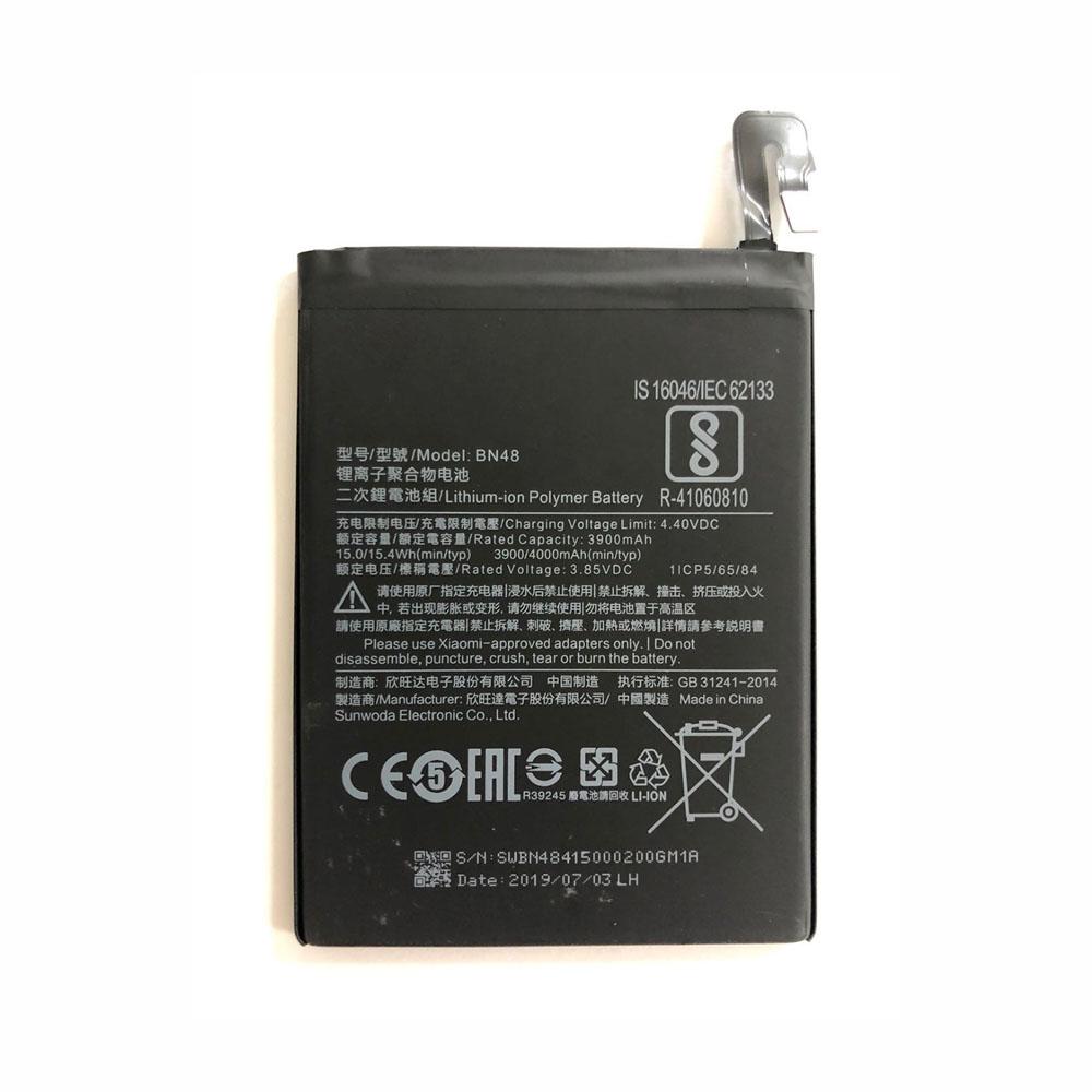 Xiaomi Redmi Note 6 Pro Akku