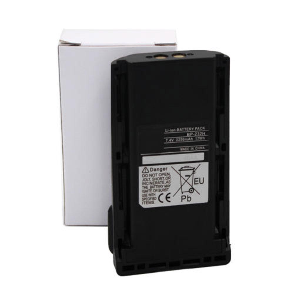 BP-231 2000MAH 7.4V batterie