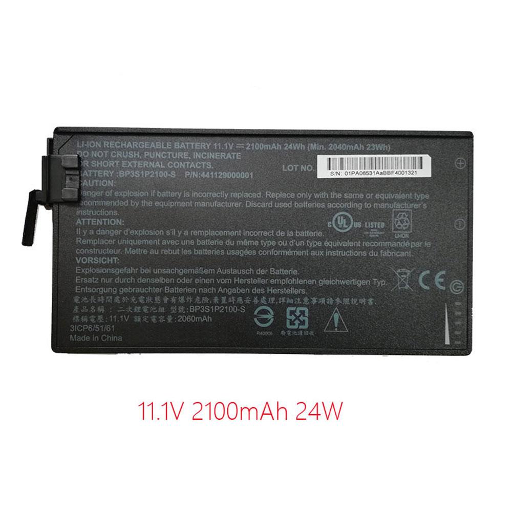 BP3S1P2100-S batterie-PC-portatili