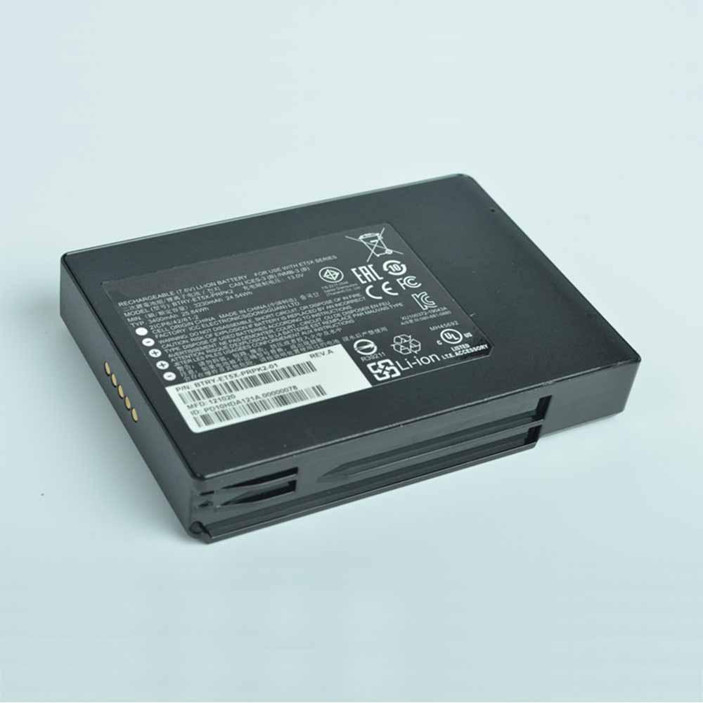 BTRY-ET5X-PRPK2 7.6V/13.0V