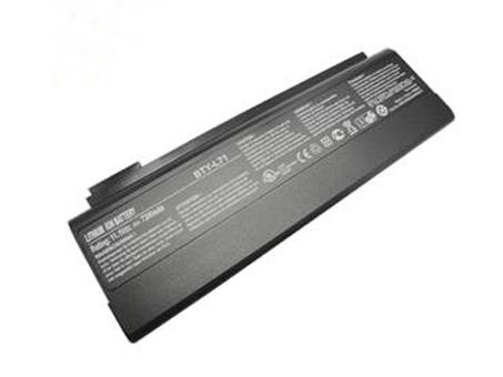 MSI   Megabook L610 L720 L73... Akku