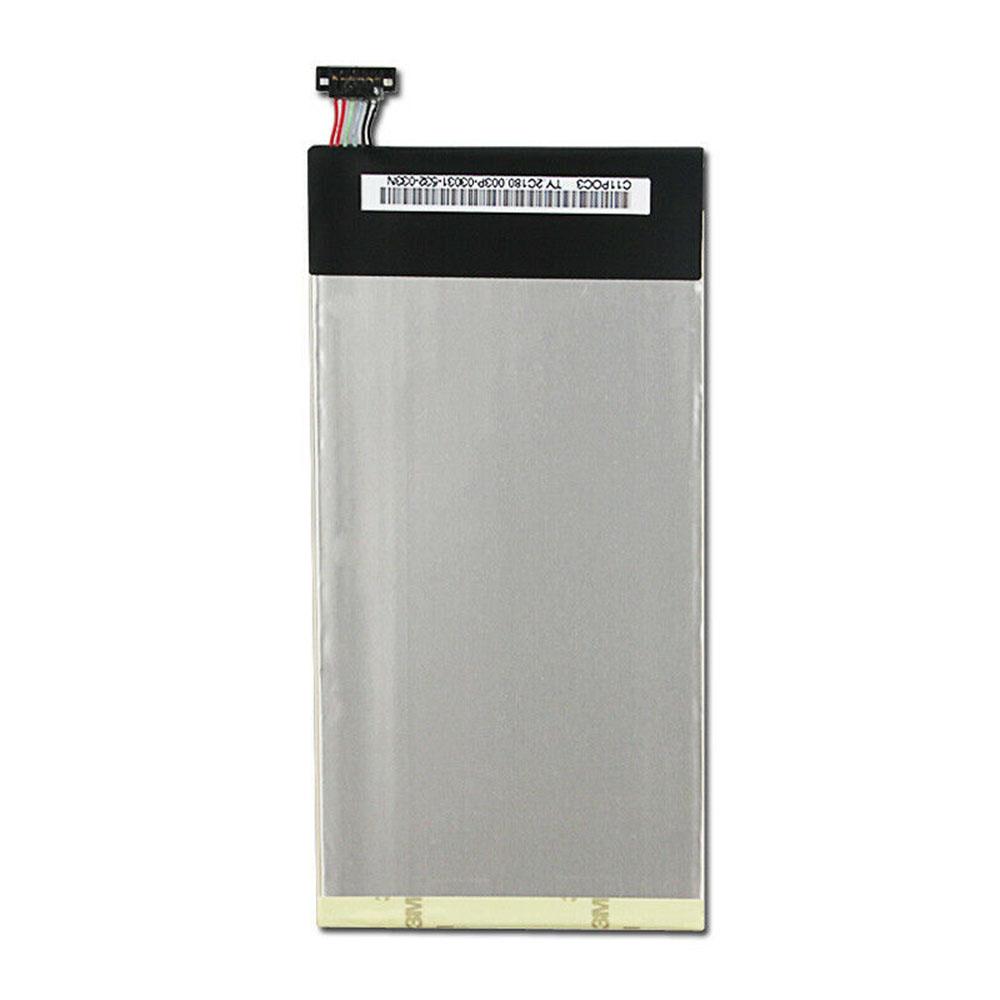 Asus ZenPad 8.0 Power Case CB81 Z380 Akku