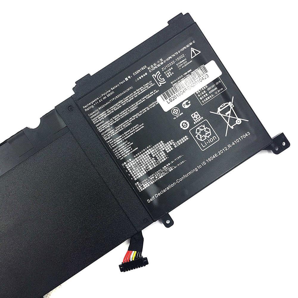 ASUS Zenbook Pro UX501VW N501L Series Akku
