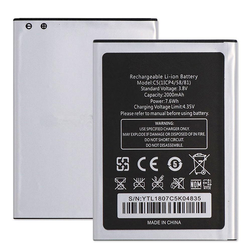 C5 batterie-cell