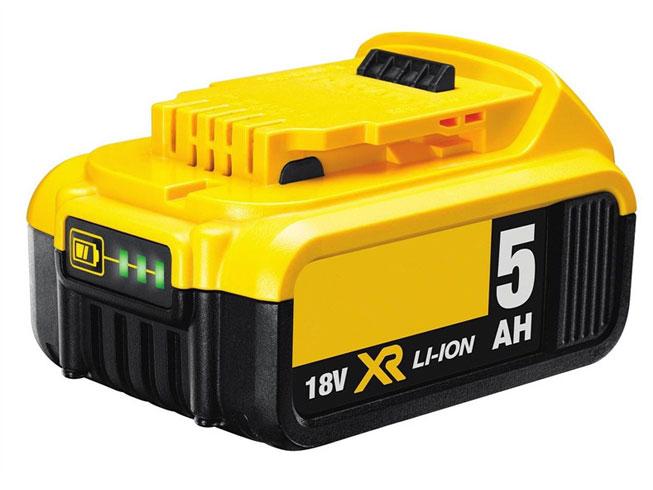 B18 5.0Ah 18V batterie
