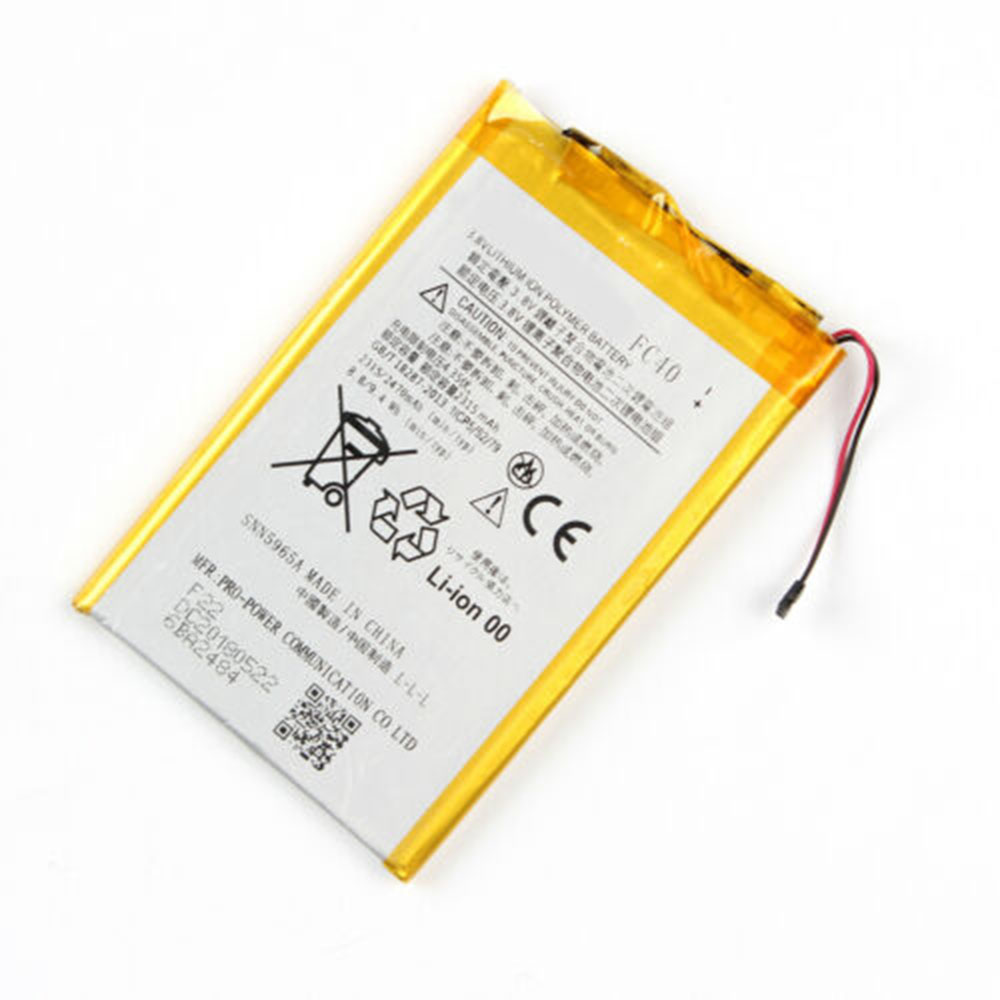 Motorola Moto G 3rd Gen G3 XT1540 XT1548 XT1541 Akku