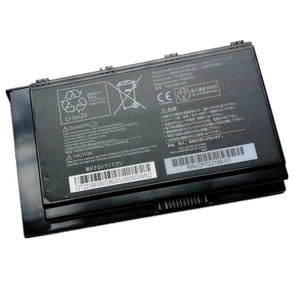 Fujitsu Celsius H980 Akku