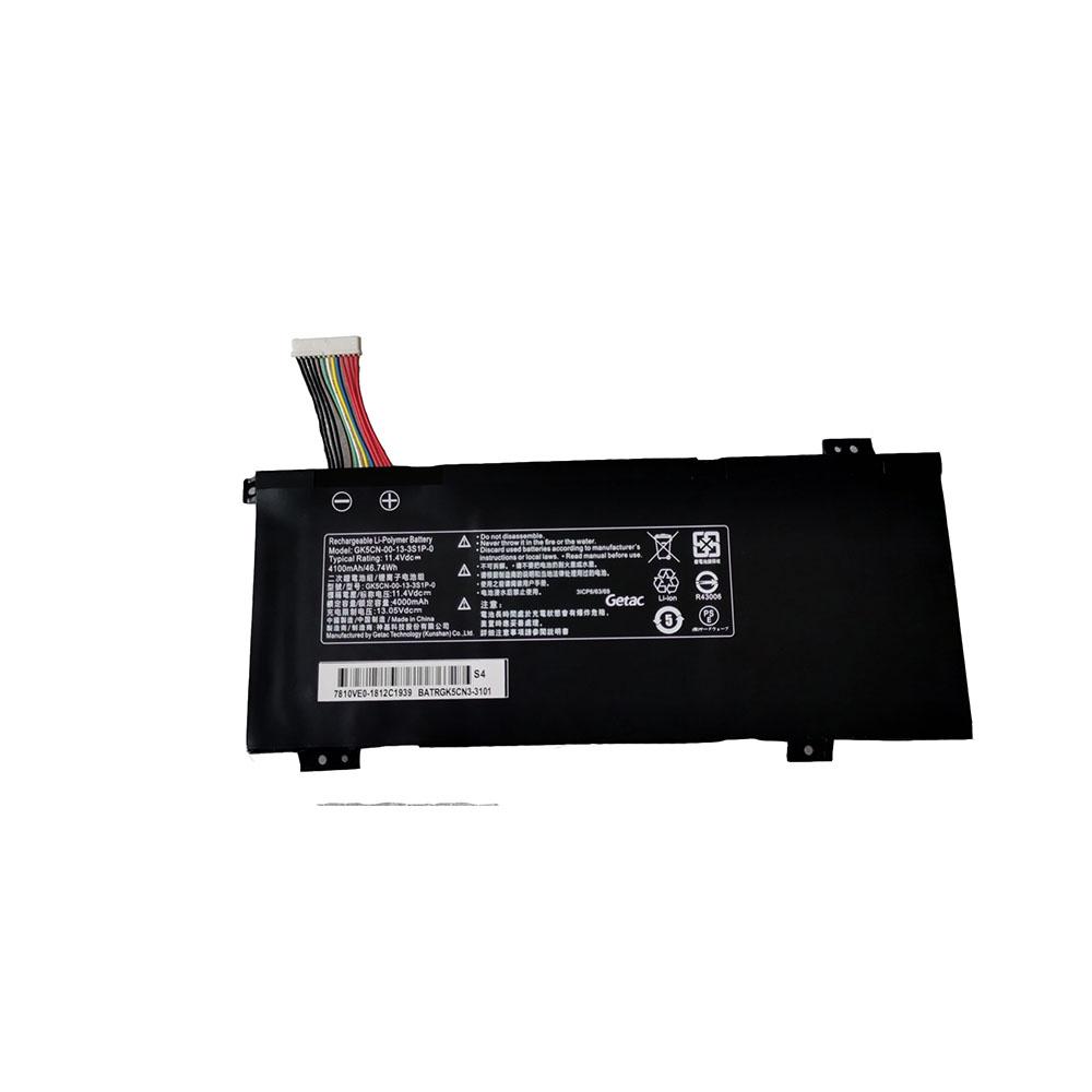 Medion Erazer X6805 X6807 Akku