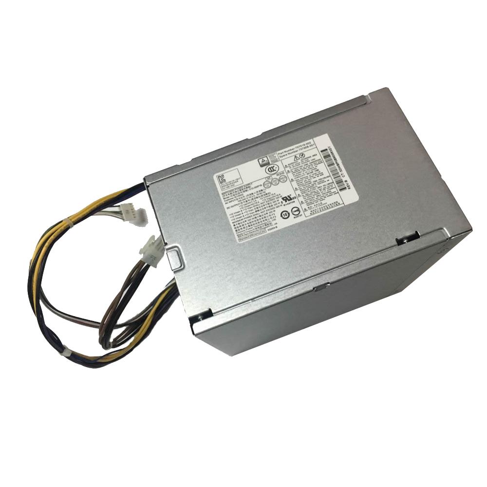 613765-001 100-240 V-/5.5A , 50-60 HZ +12 Vsb==/1.3a , -12 V ==0.15A             +12 Vmain ==16A , +12 Vcpu == 16A 320W adattatore
