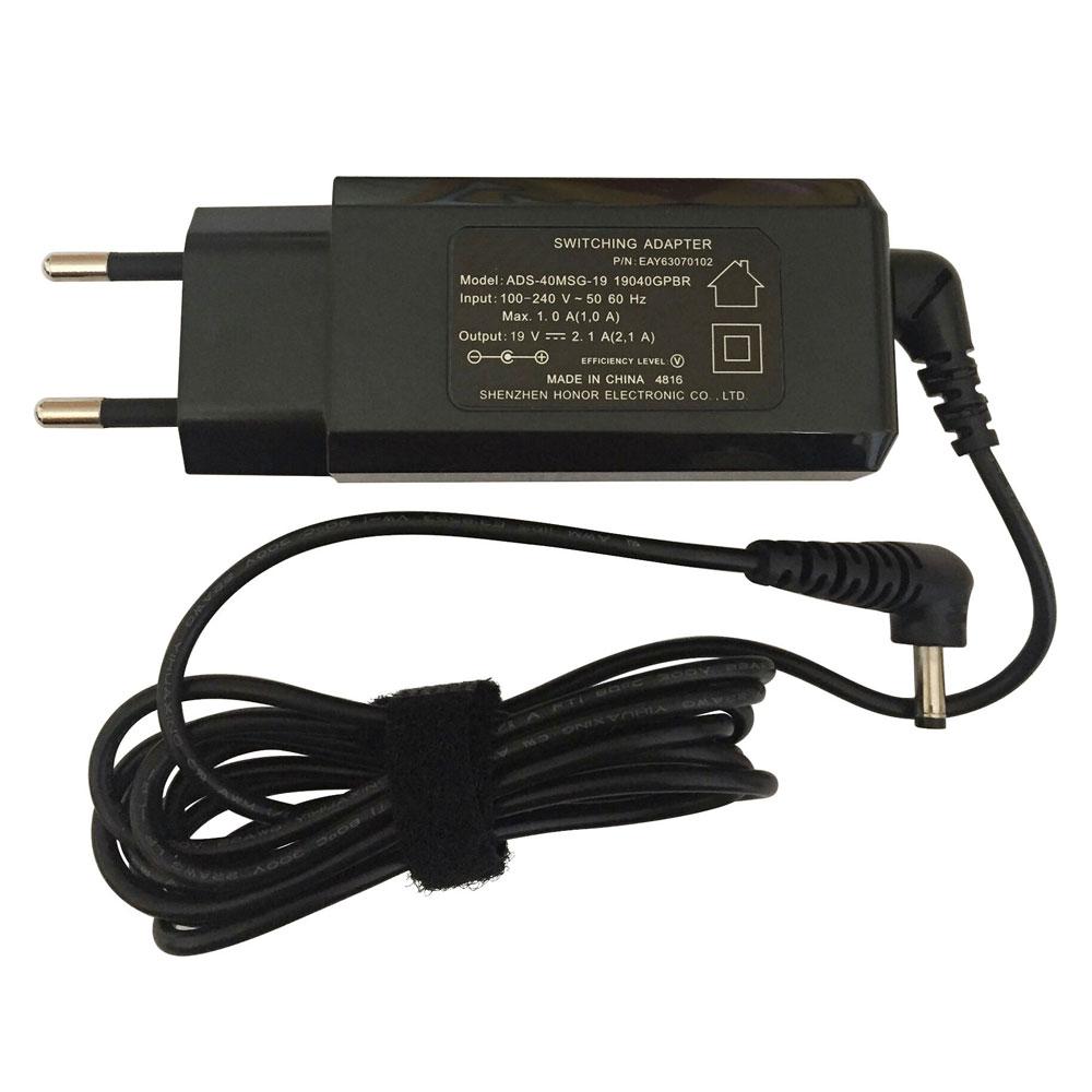 2.1A AC 100-240V 50/60Hz 1.0A 19V 2.10A 40W Netzteil