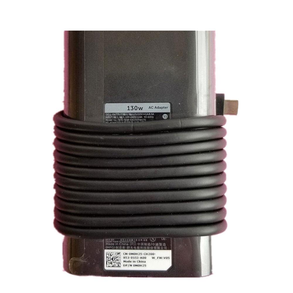 USB-C 100-240V 50-60Hz 5V=1A 20V=6.5A 130W Netzteil