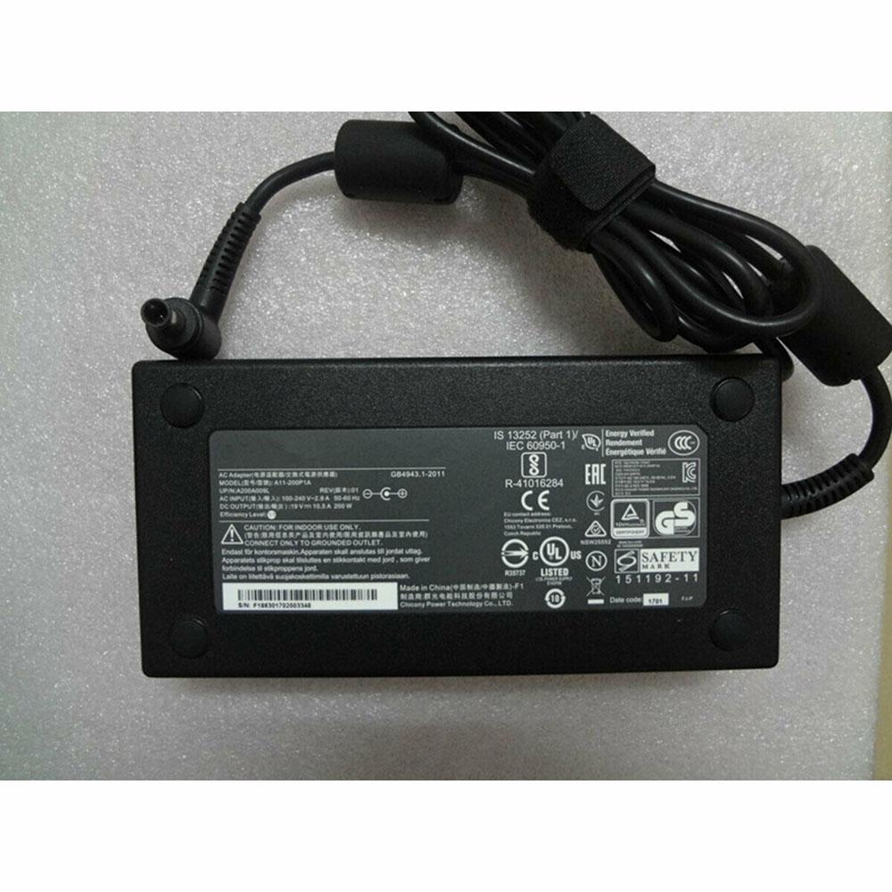 Chicony MSI GE63 Raider RGB 8R... Netzteil