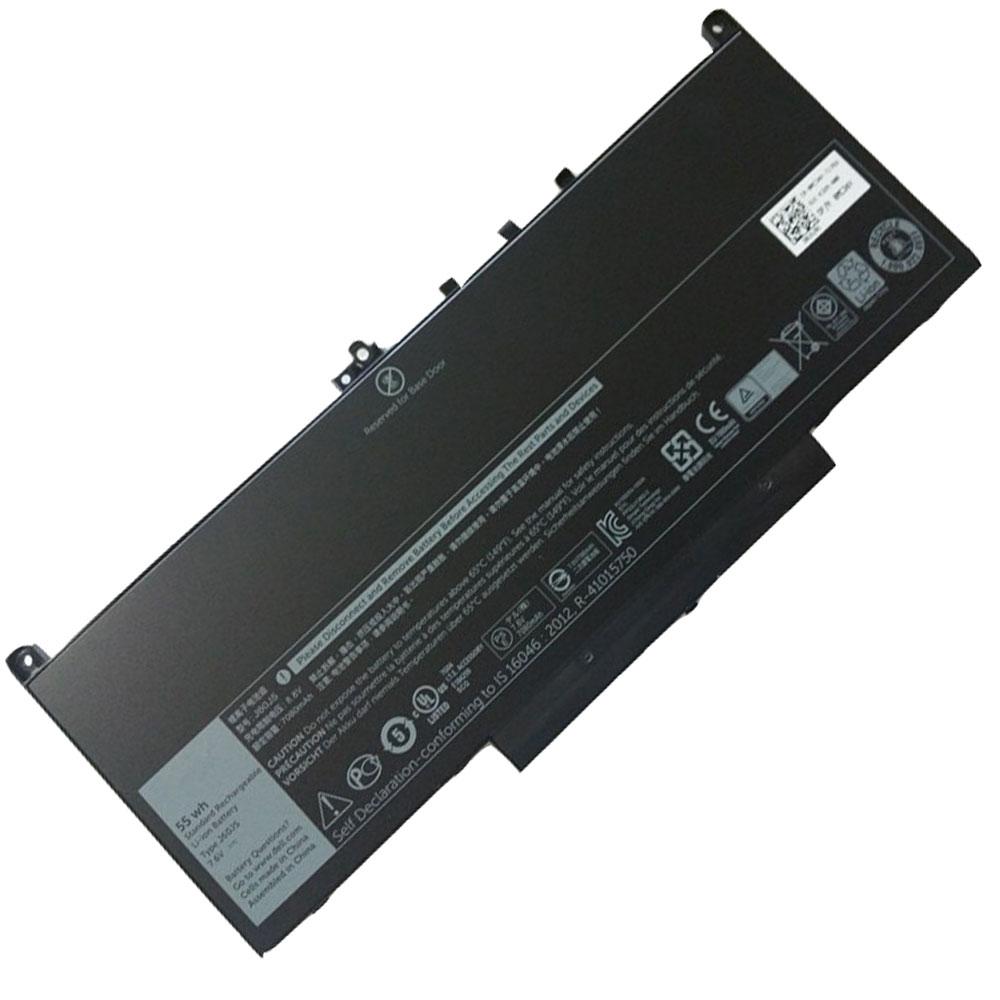 Dell Latitude E7270 E7470 MC34... Akku