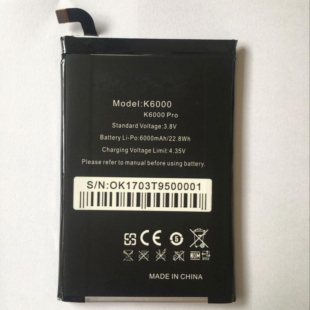K6000 batterie-cell