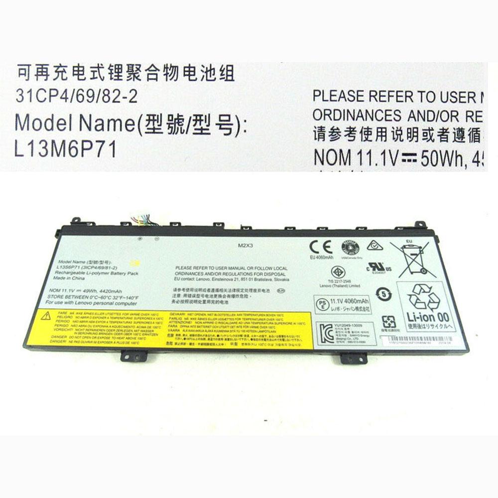 L13S6P71 batterie-PC-portatili