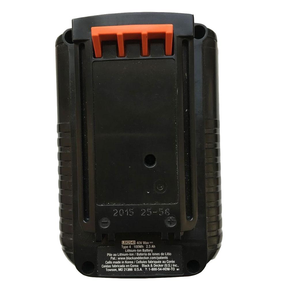 Black&Decker LBXR36 Batterie