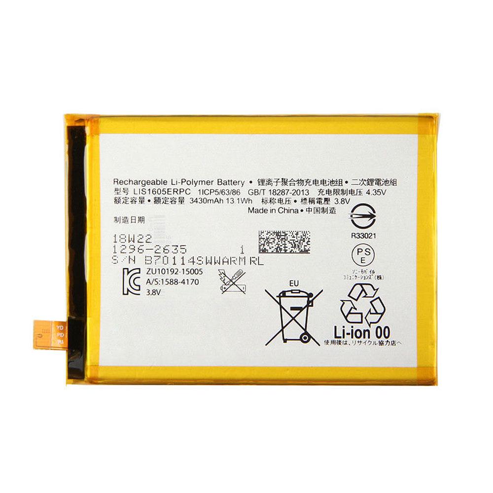 LIS1605ERPC batterie-cell