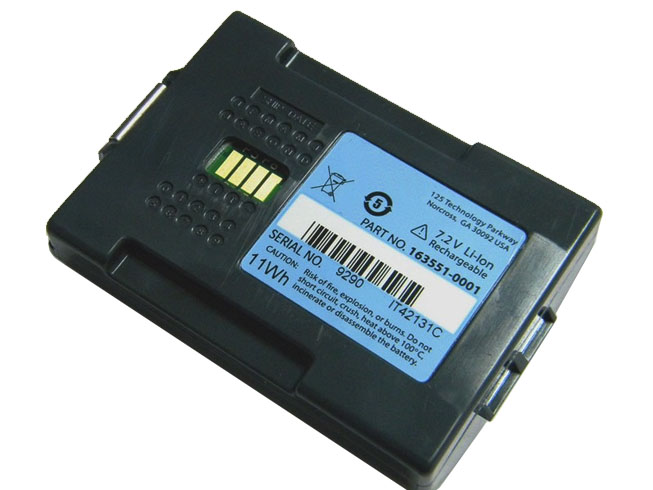 LXE MX7 Barcode Scanner Akku