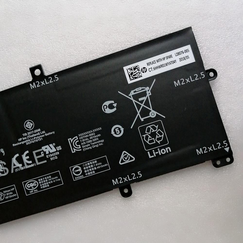 HP 13 AN HSTNN IB8Q L28076 005 Akku