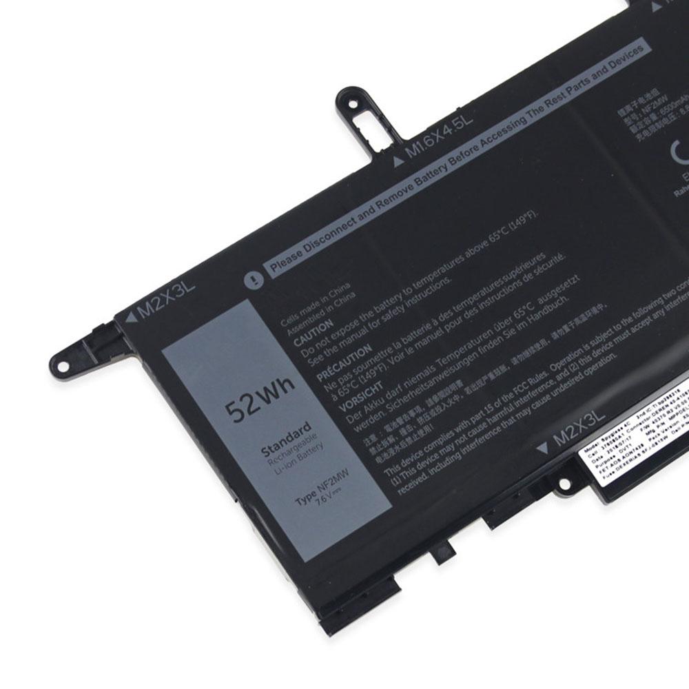 Dell NF2MW Akku