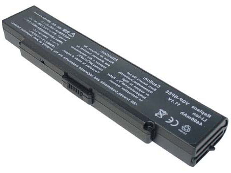Sony VAIO PCG-6G1L PCG-6G2L PC... Akku