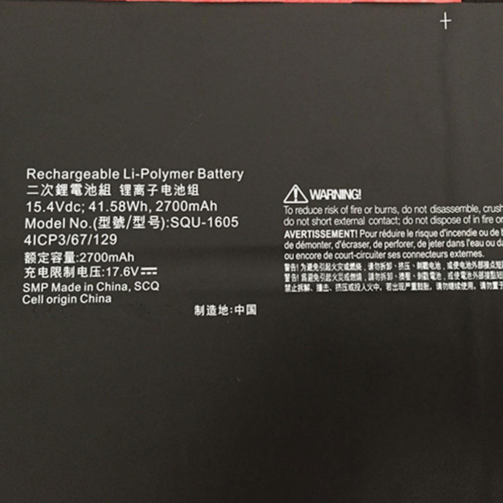Acer Spin 7 SP714 51 SP713 51 Series Akku