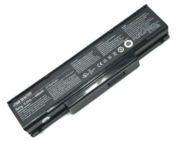 Hasee W750T W740T W370T series Batterie