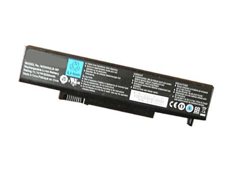 Gateway M-1400 P-6300 T6800 T1... Akku