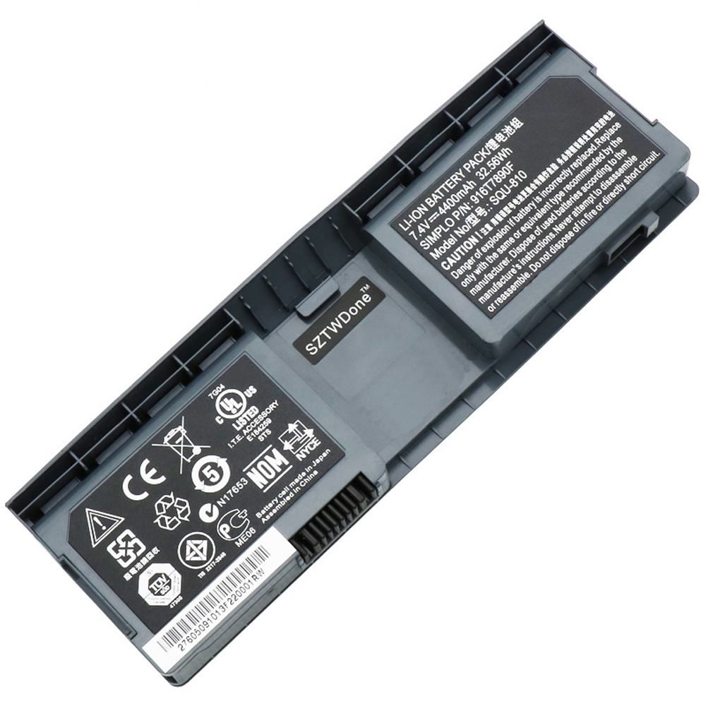 SQU-811 4800mah 7.4V akku