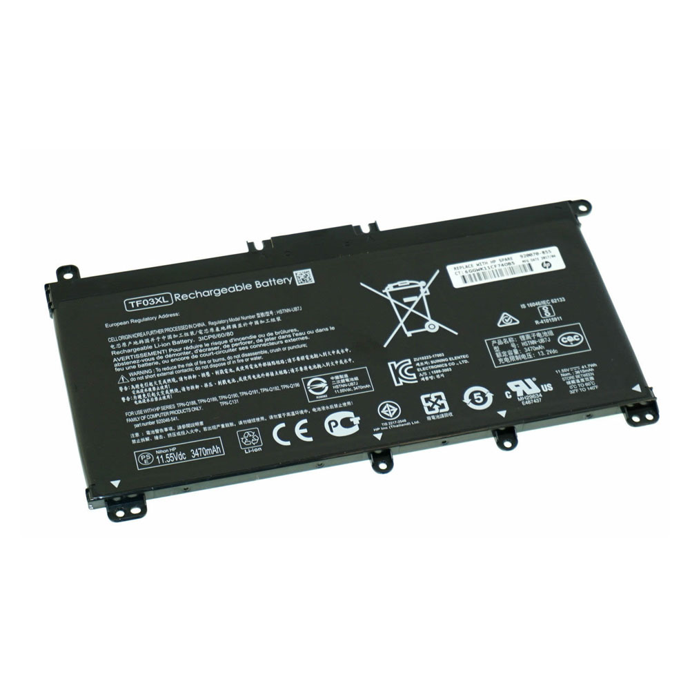 TF03XL batterie-PC-portatili
