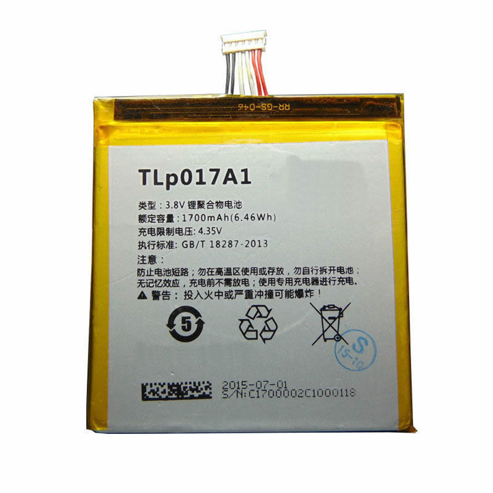 TLP017A1 batterie-cell