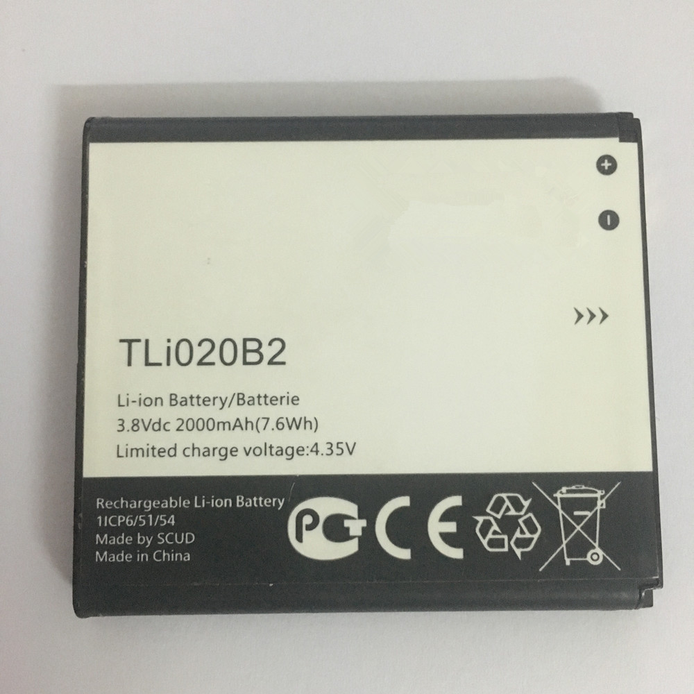 TLi020B2 Akku