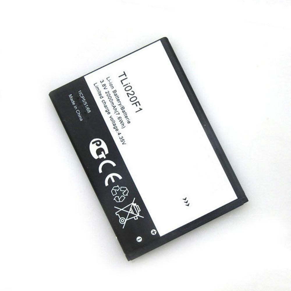 TLI020F1 Akku