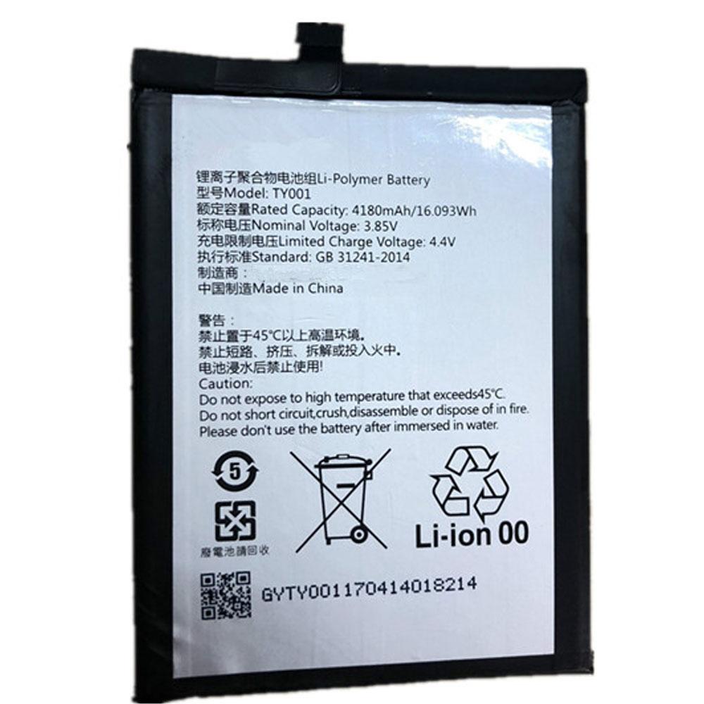 TY001 batterie-cell