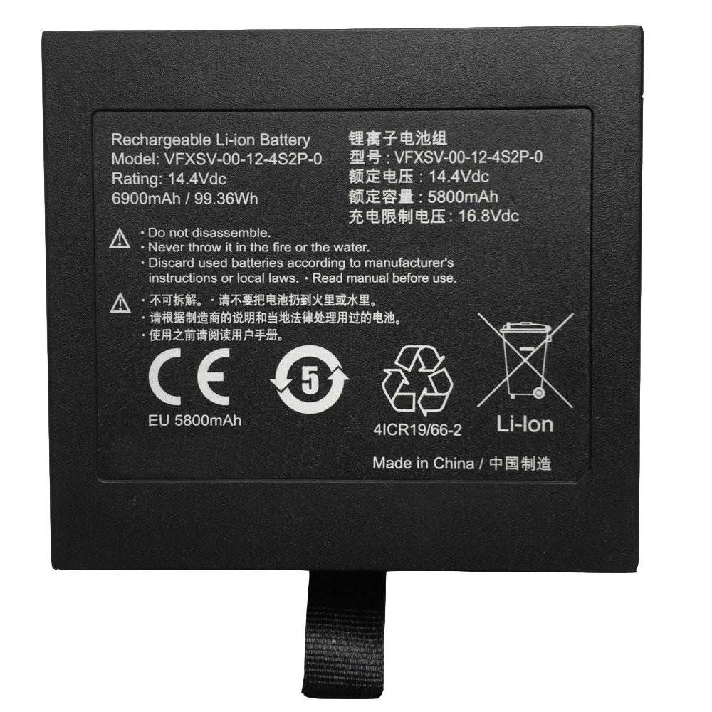 VFXSV-00-12-4S2P-0 5800MAH 14.4V batterie